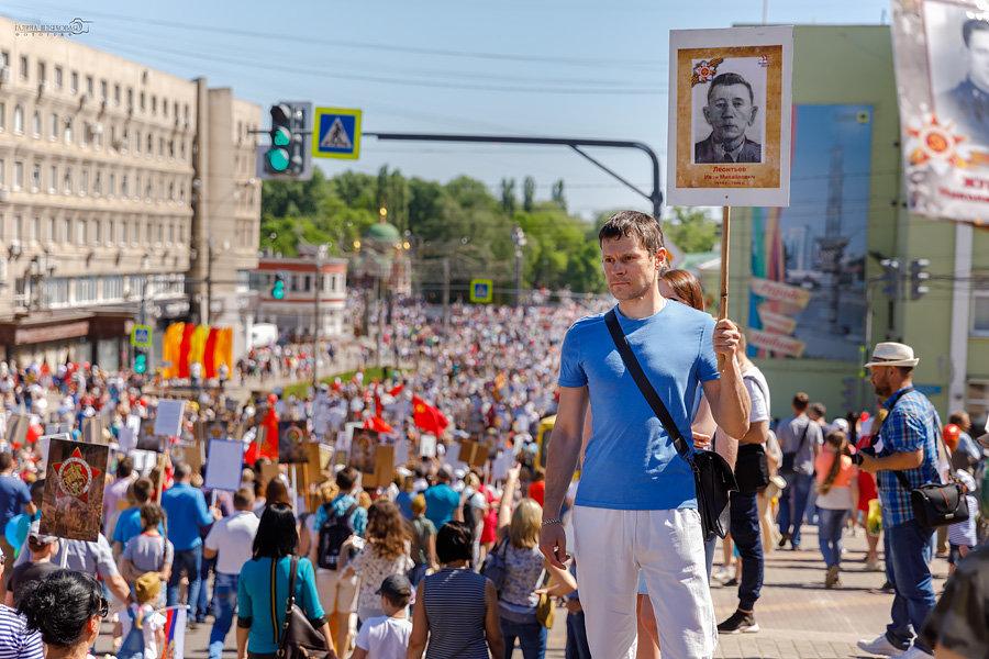 Участник Бессмертного полка - Галина Шляховая