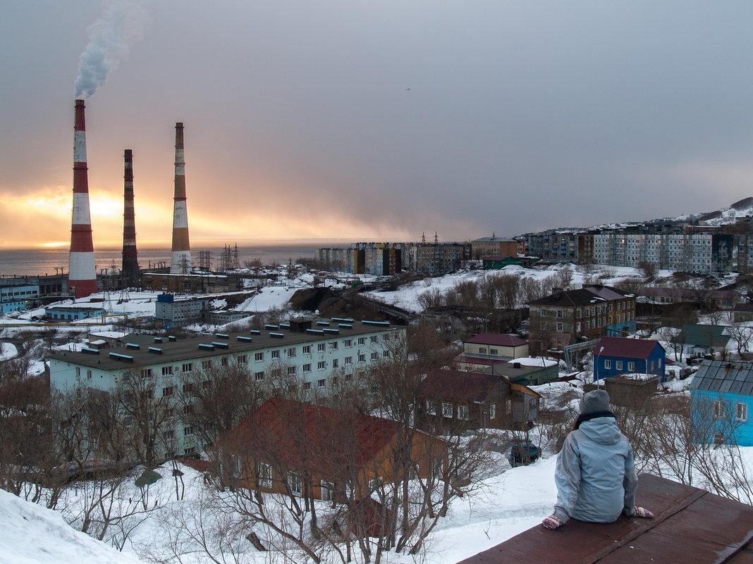 Петропавловск-Камчатский - Елена Кириллова