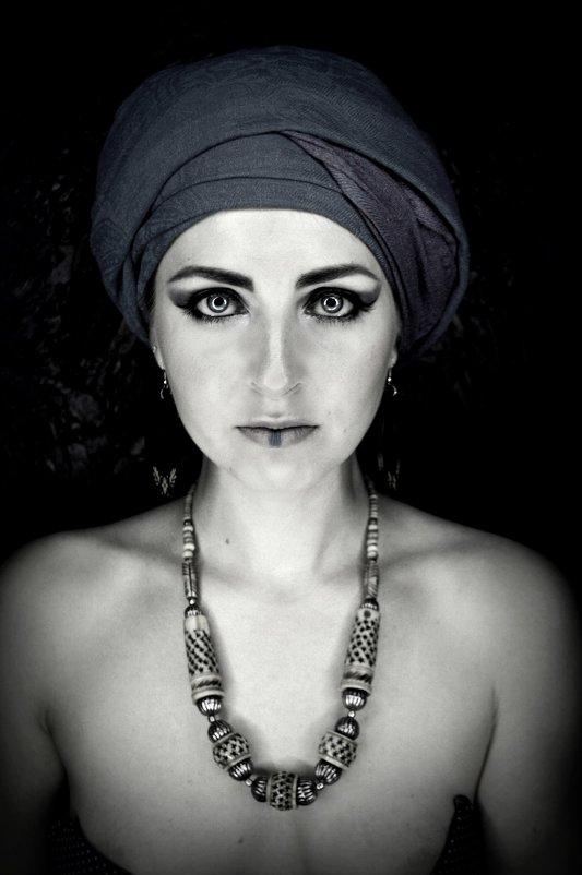 Африканская принцесса - Elena Zimma