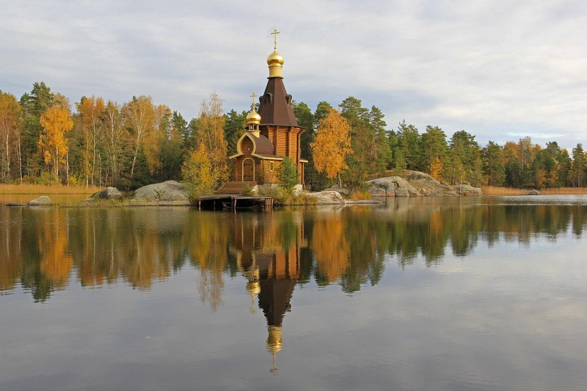 Храм на Вуоксе - skijumper Иванов