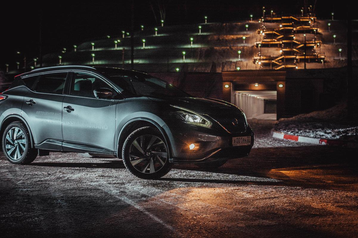 Nissan  Murano - Алексей Багреев