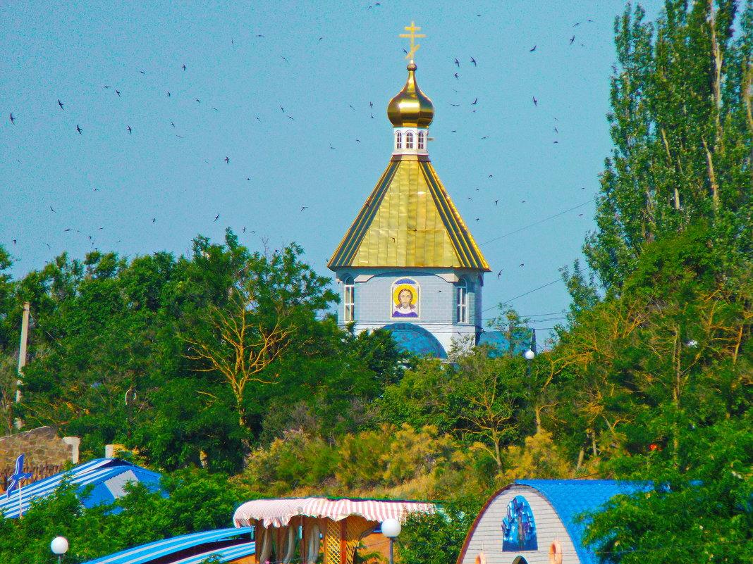 Храм - Анатолий Збрицкий