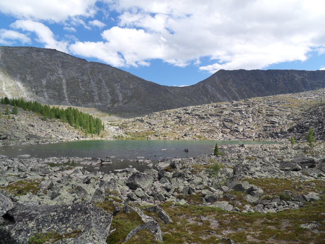 И снова горы и озёра - Sayan Wolf