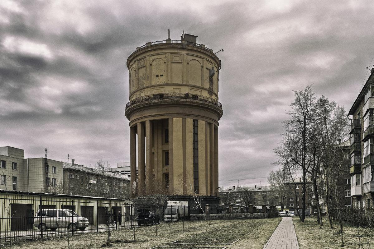 башня - cfysx