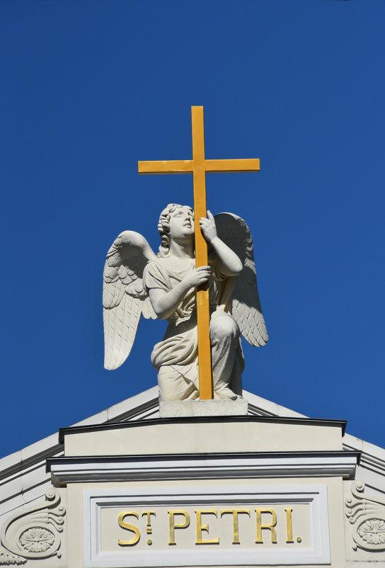 Ангел на Невском.Санкт-Петербург - Валерий Подорожный