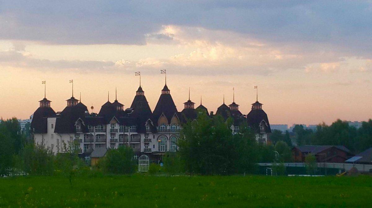 Парк отель «орловский» - Вера