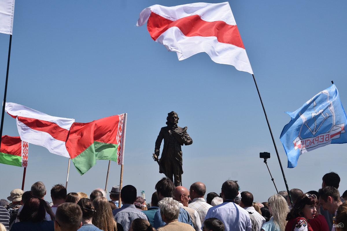 Памятник Тадеушу Костюшко. Косово. Беларусь. - Valera Solo