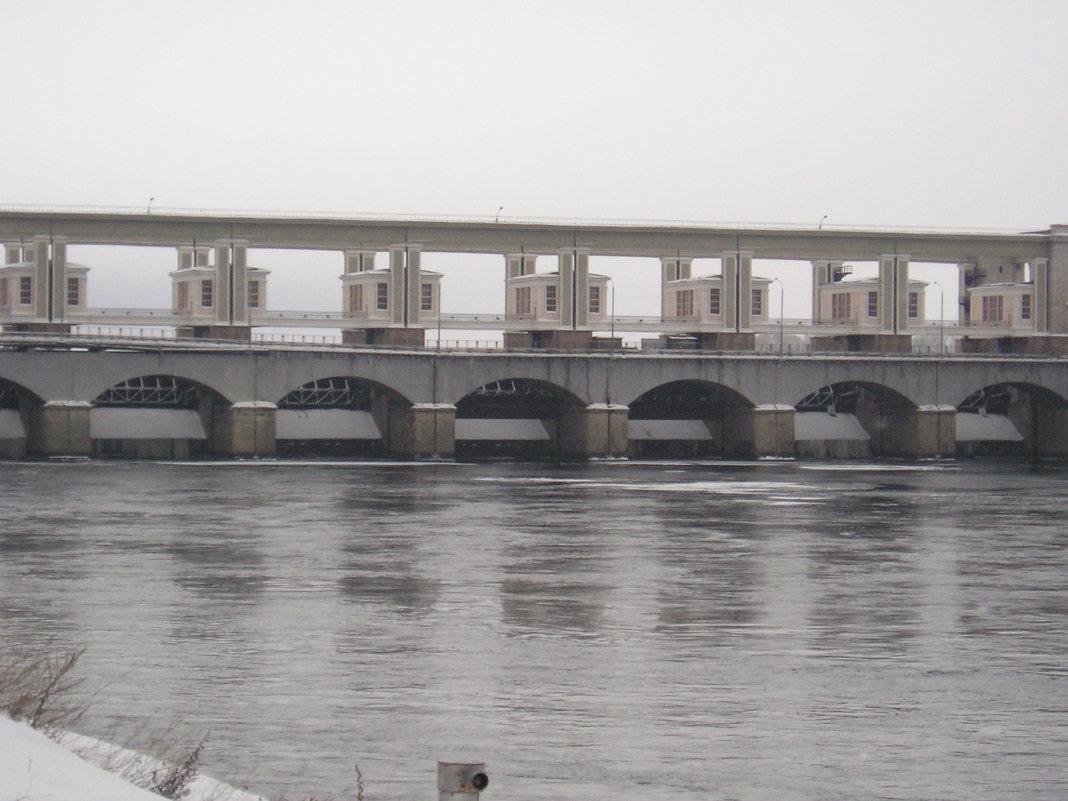 Углическая ГЭС - Димончик