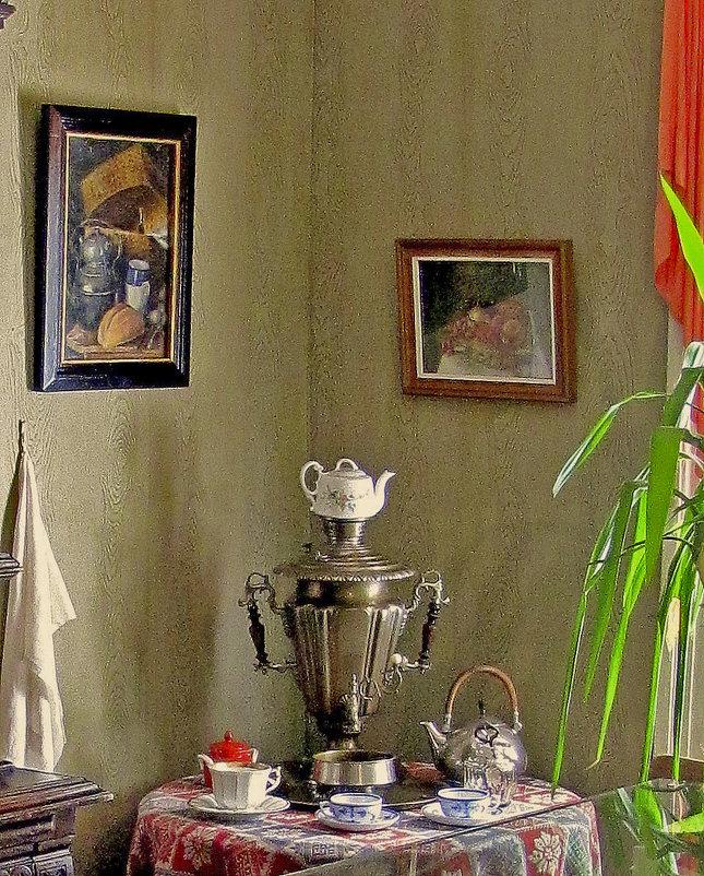 Чайный уголок - Nikolay Monahov
