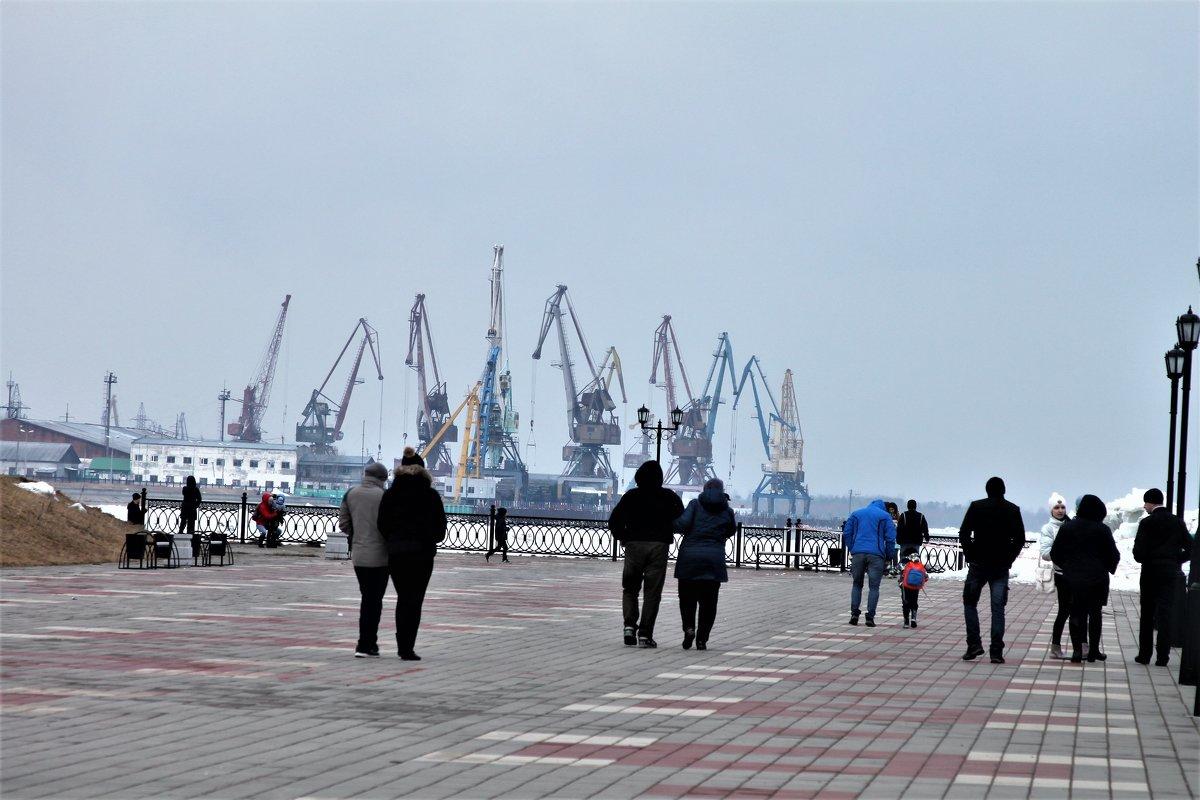 В порту - Алла ZALLA