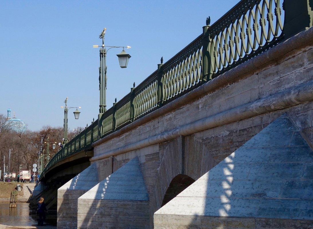 Иоанновский мост - Елена