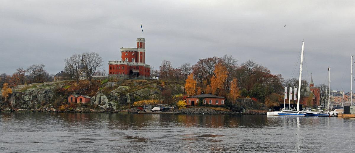 осень в Стокгольме - skijumper Иванов