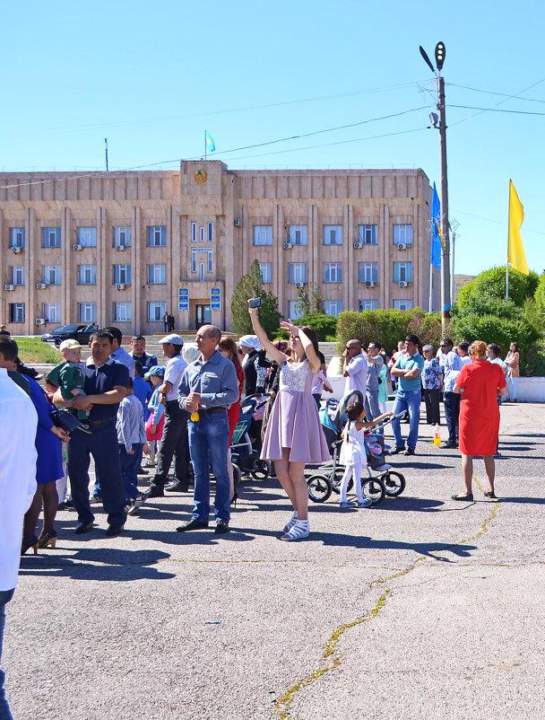 9 мая на площади - vladimir polovnikov