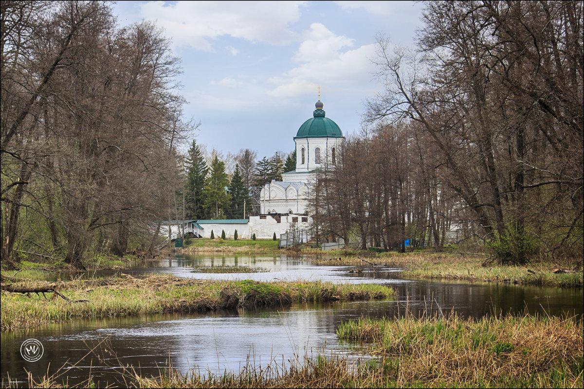 Преображенский Толшевский женский монастырь - Максим Минаков