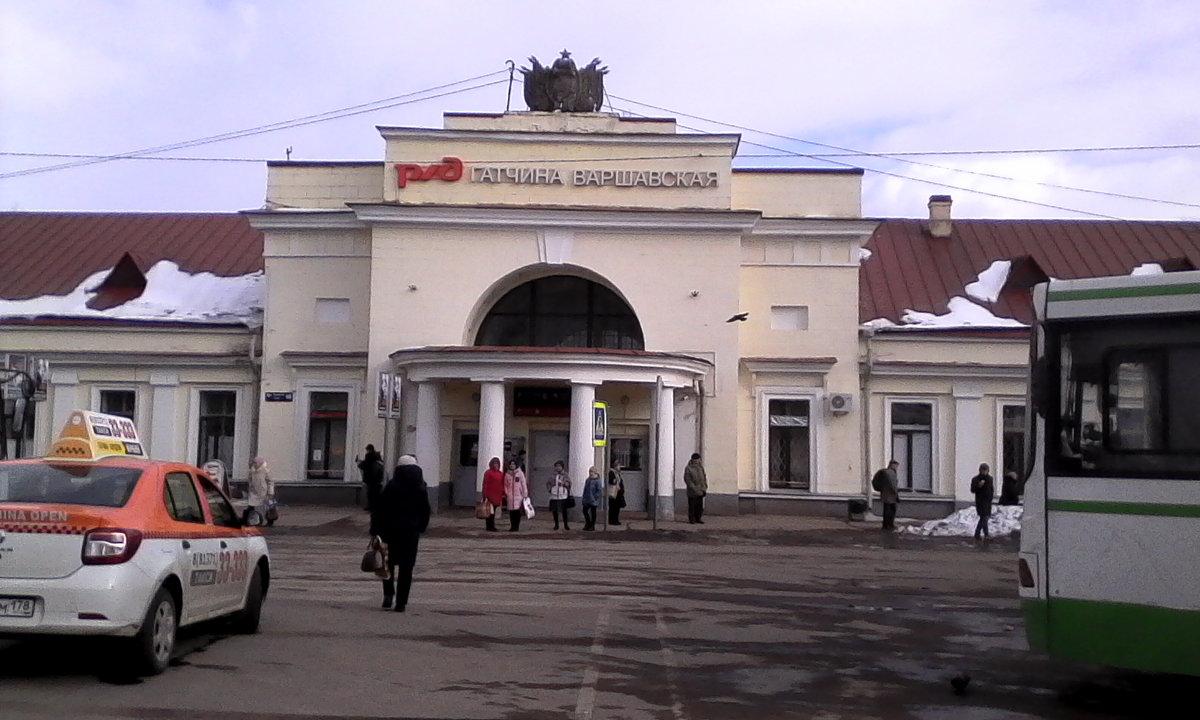 Вокзал - Svetlana Lyaxovich