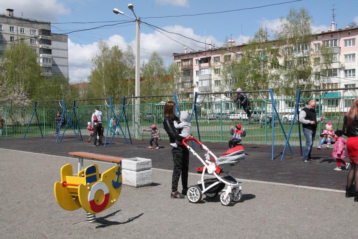 Детский мир - Олег Афанасьевич Сергеев