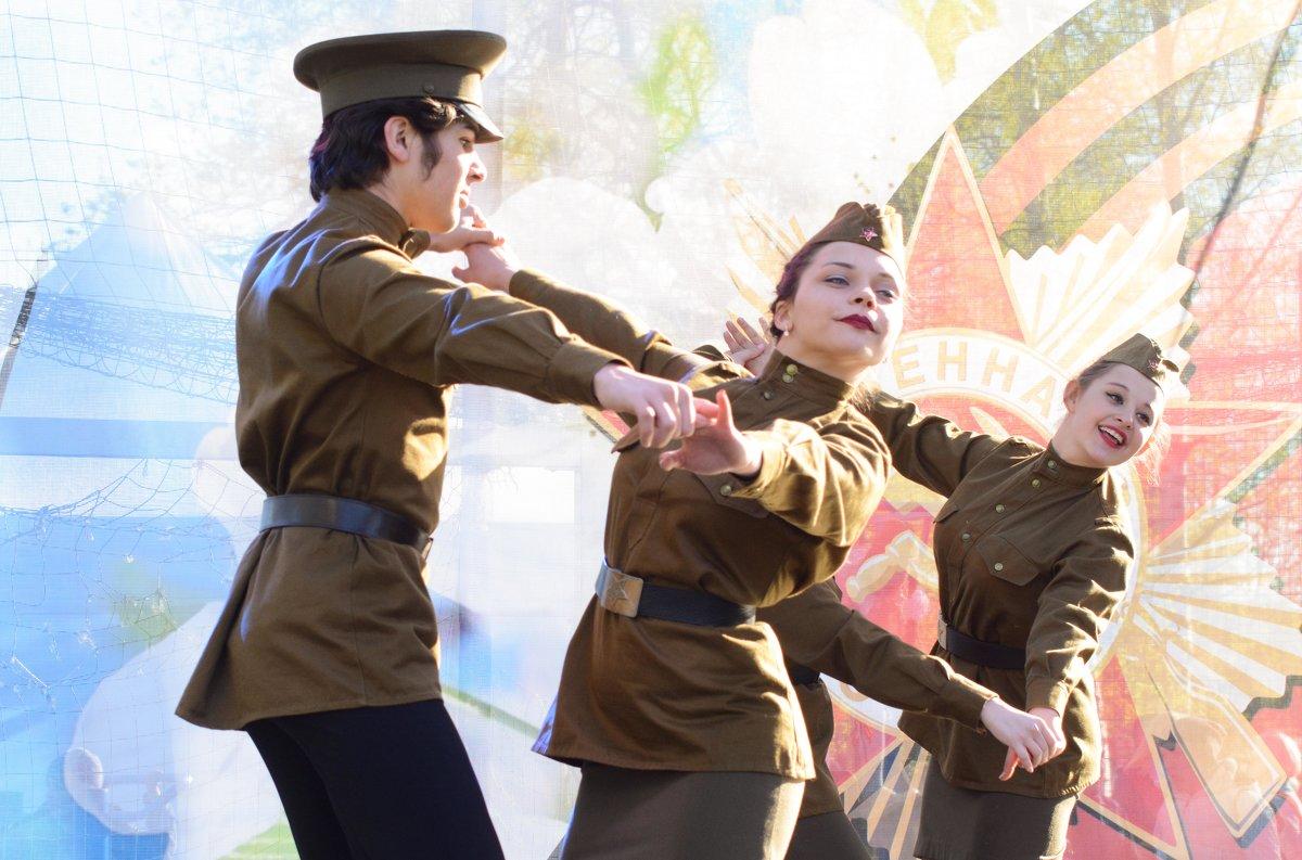 праздничный концерт - Мария Кузнецова (Суворова)