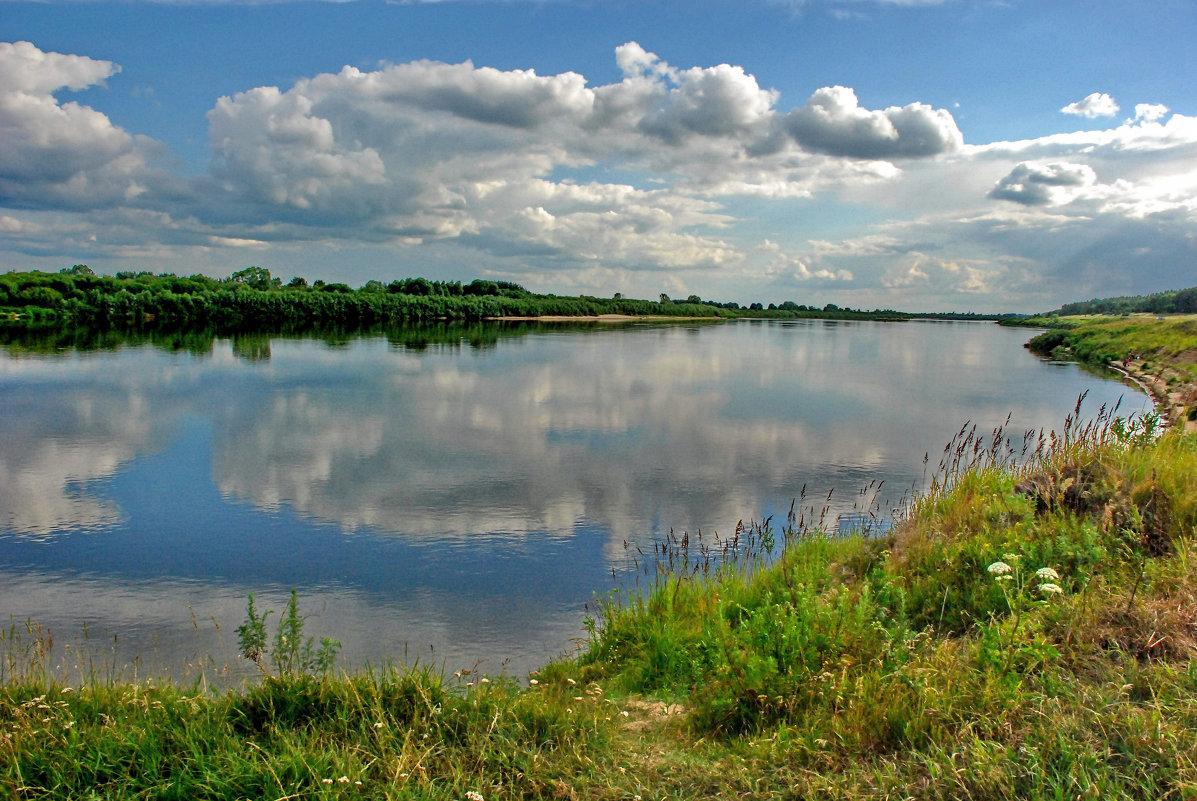 река Ока - Валерий Толмачев