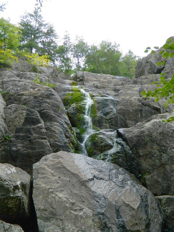 Водопад - Вера Щукина