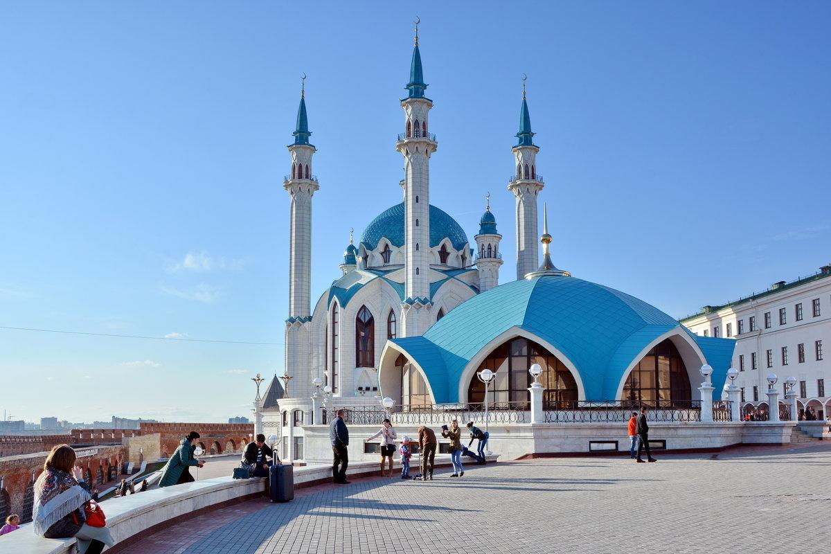 Мечеть Кул-Шариф - Леонид Иванчук