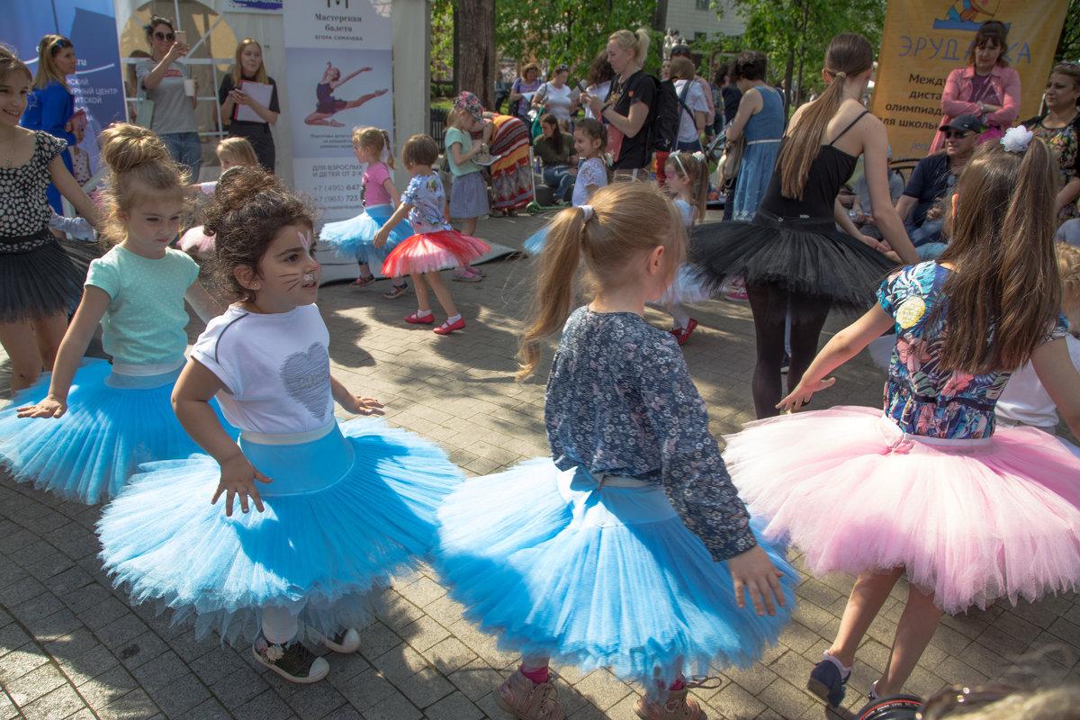Юный балет - Александра