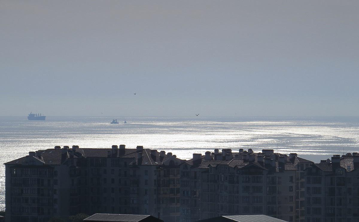 На море - Валерий Дворников