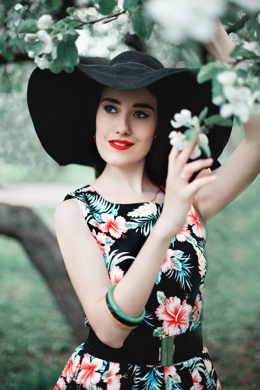 Retro Girl - Елена Лукьянова