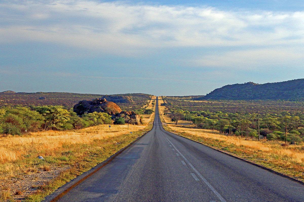 Дороги Африки - Jakob Gardok