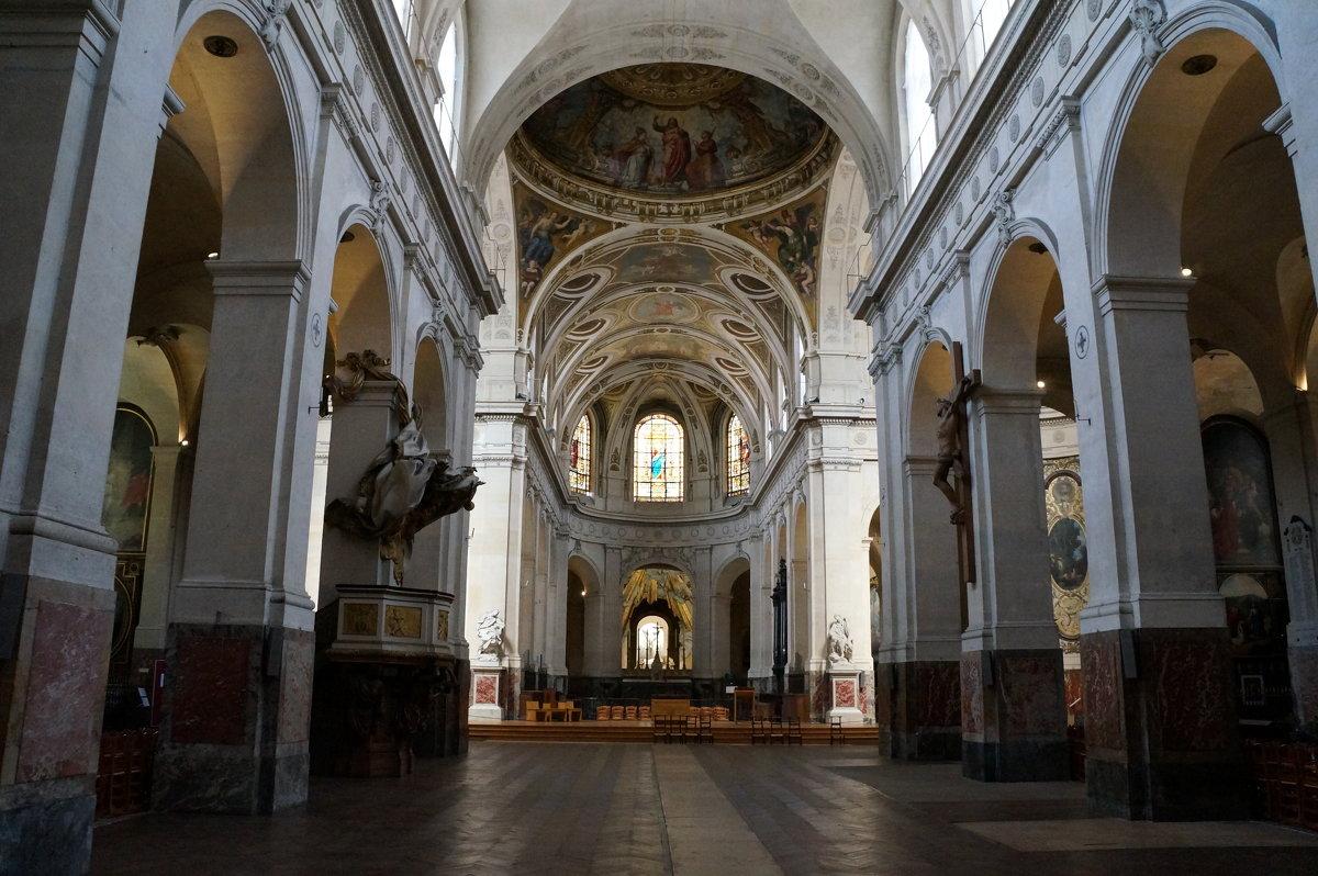 В церкви Св.Роха - Алёна Савина