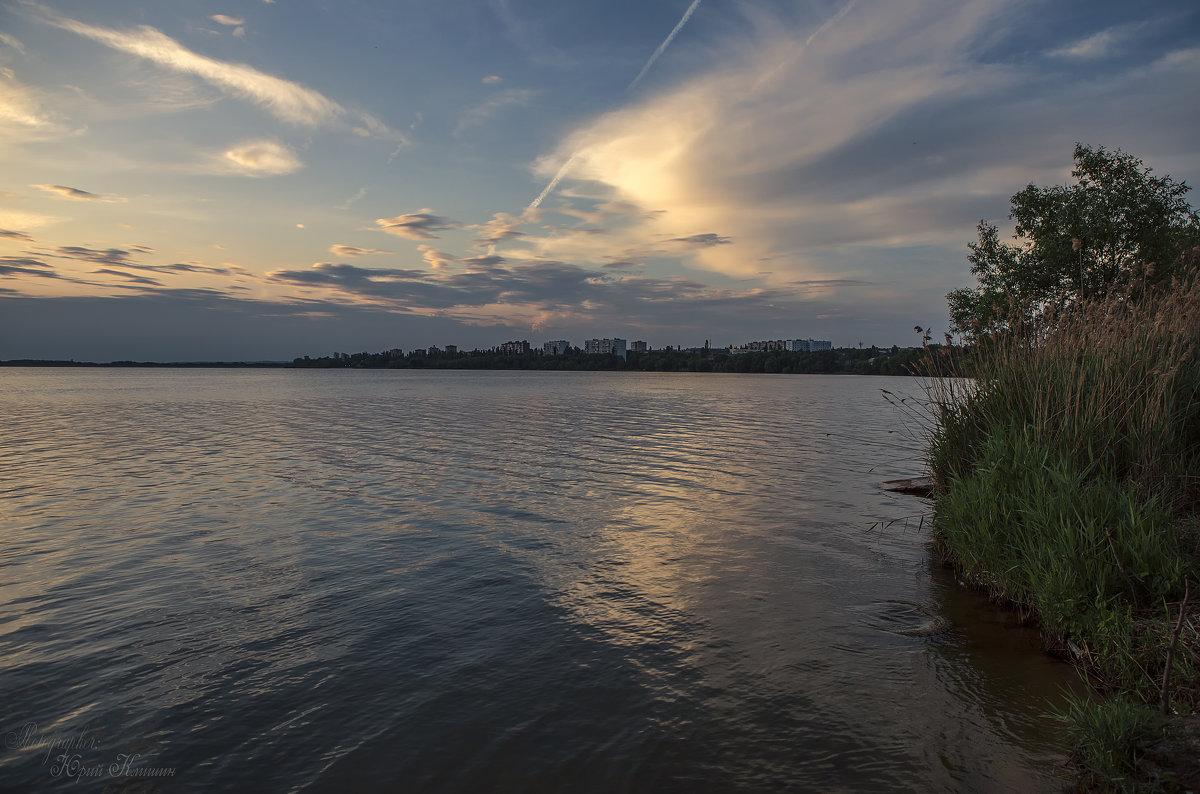 Майский вечер у Нововоронежского водохранилища 18 05 2018 - Юрий Клишин