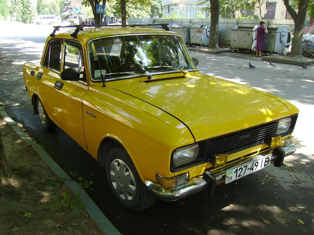 Москвич - Андрей  Васильевич Коляскин