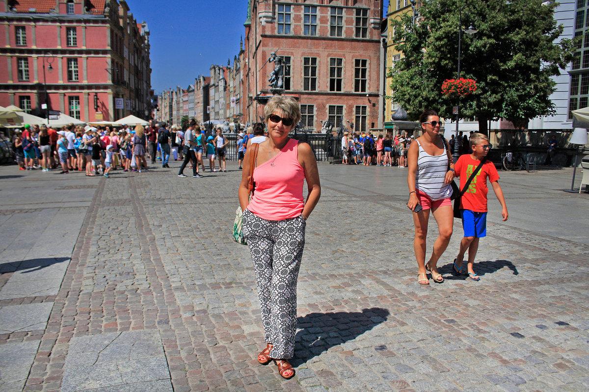Прогулки по Гданьску - Lusi Almaz