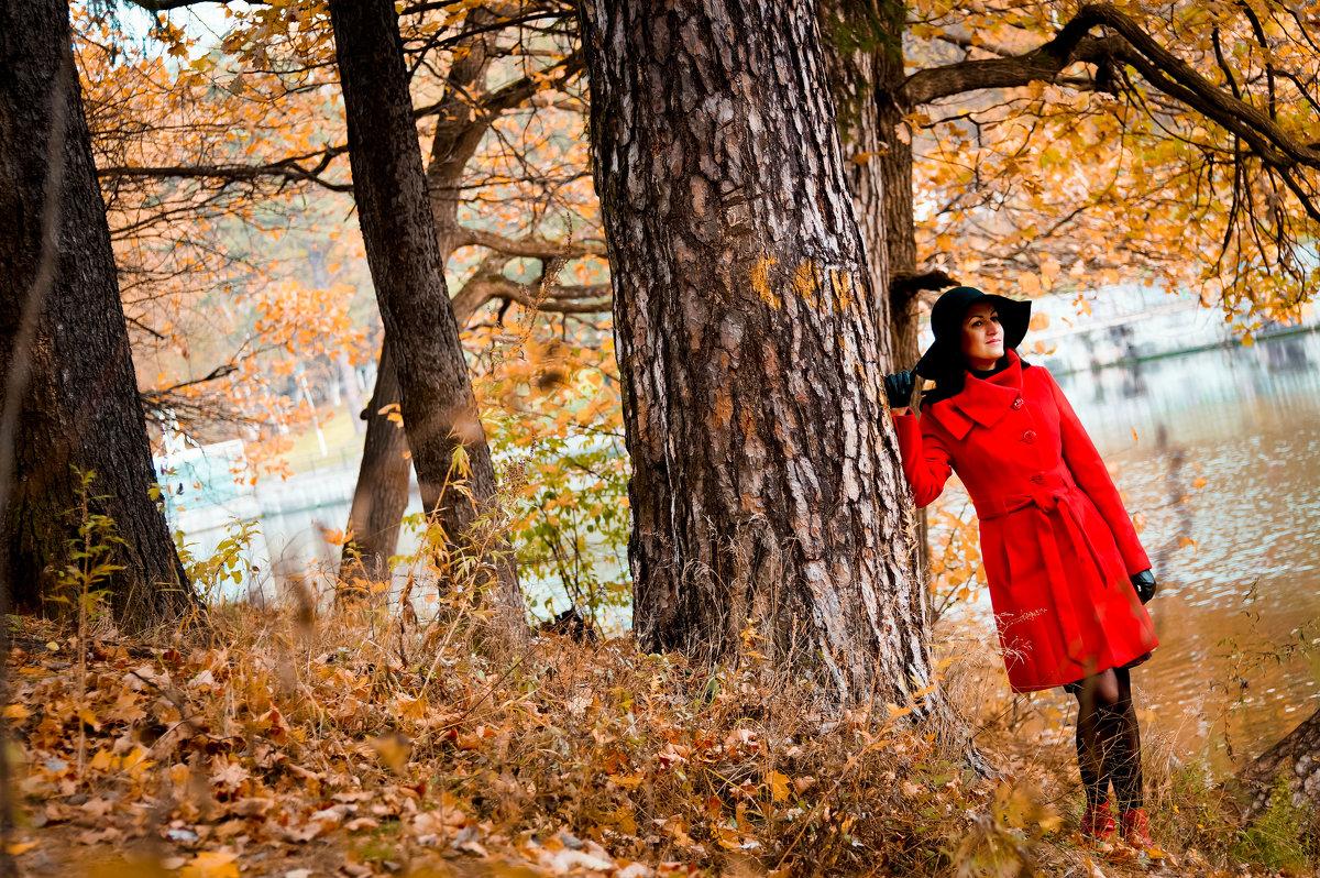 Осенняя композиция - Надежда Журавкова