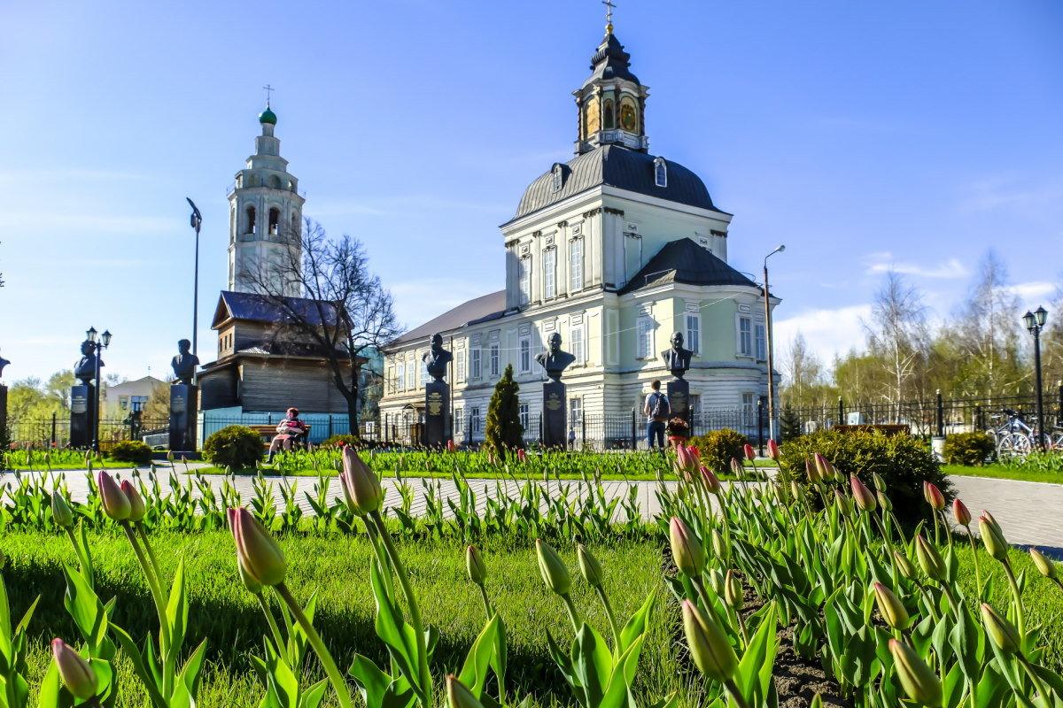 Николо Зарецкая церковь XVIII век - Георгий