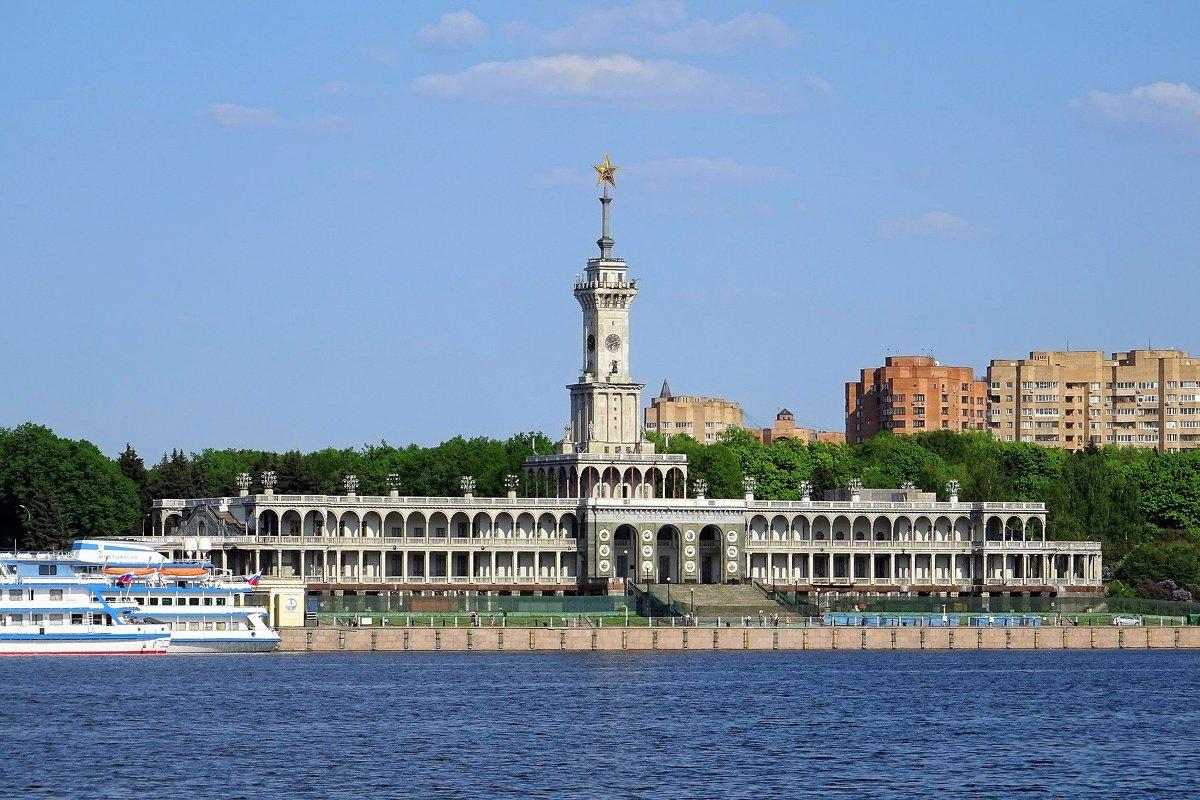 Северный речной вокзал - Ирина Via