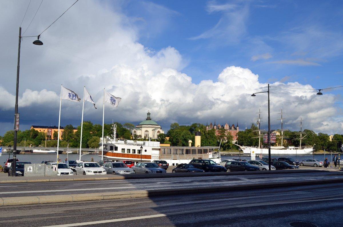 Прогулки по Стокгольму - Ольга