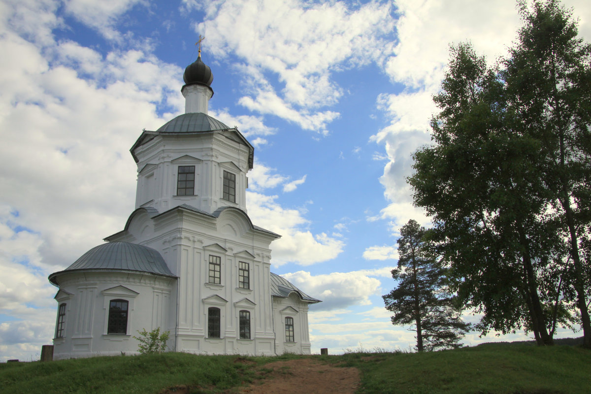 Храм - Валентина