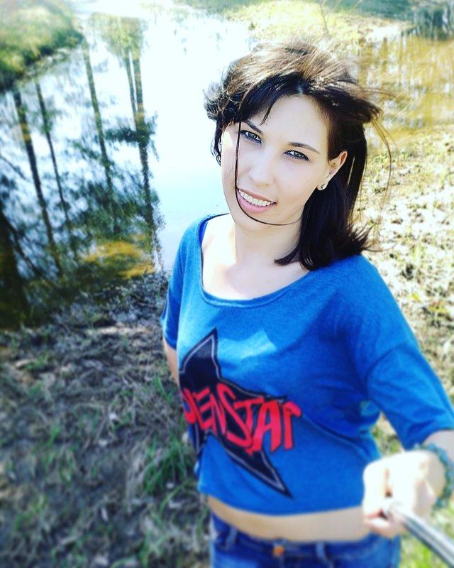 На природе - Елена Чайкова