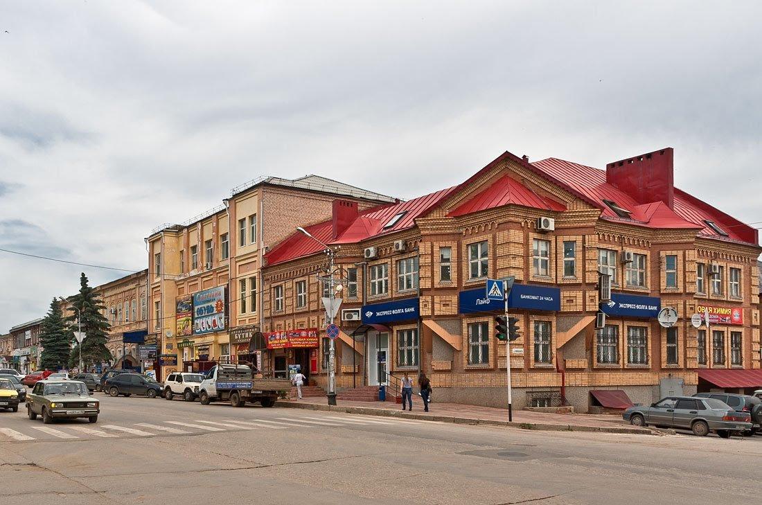 На улицах Бугуруслана. Оренбургская область - MILAV V