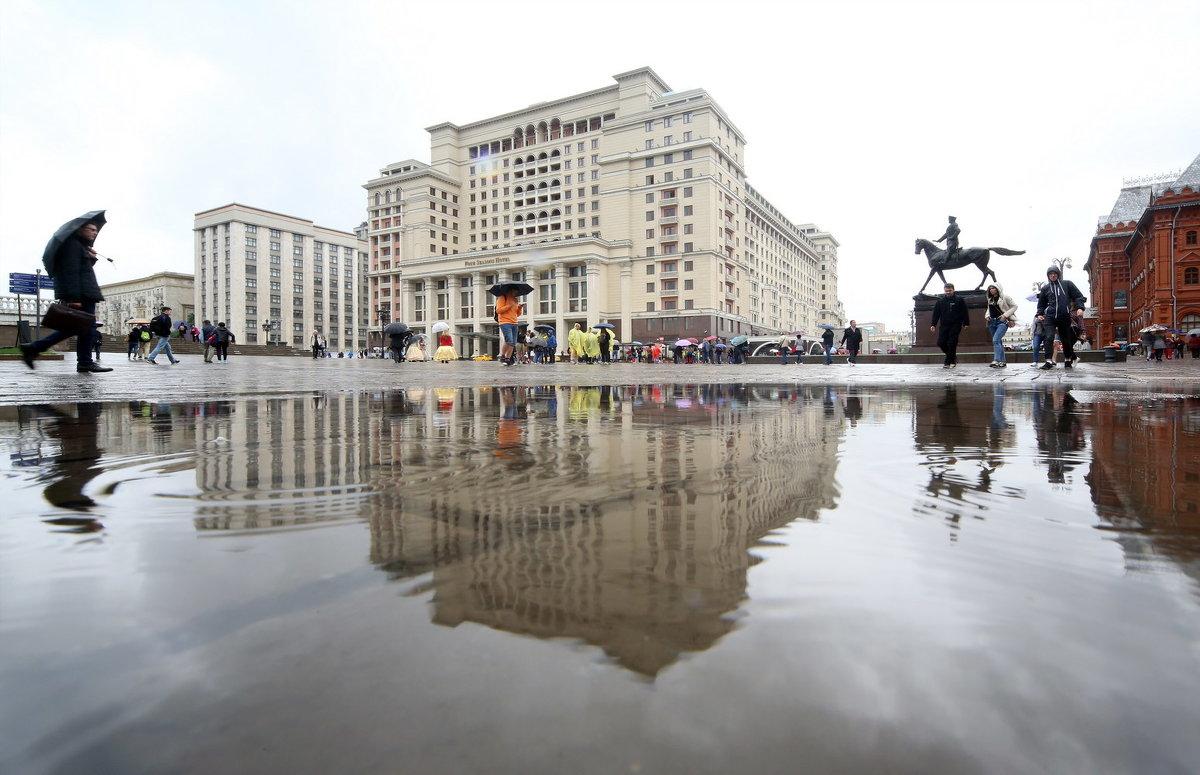 дождь - Михаил Бибичков
