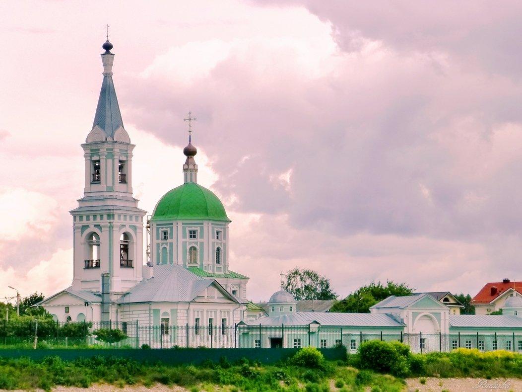 Свято-Екатерининский женский монастырь - Raduzka (Надежда Веркина)