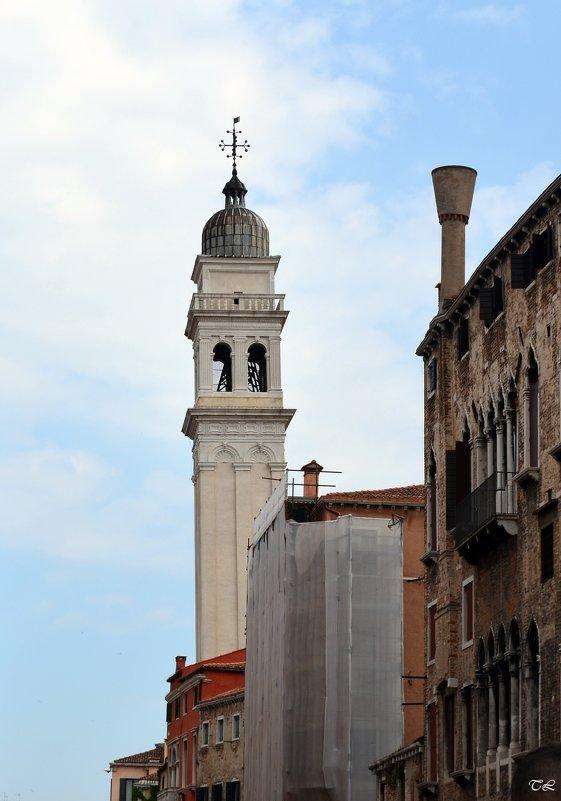 Венецианская падающая башня - Татьяна Ларионова