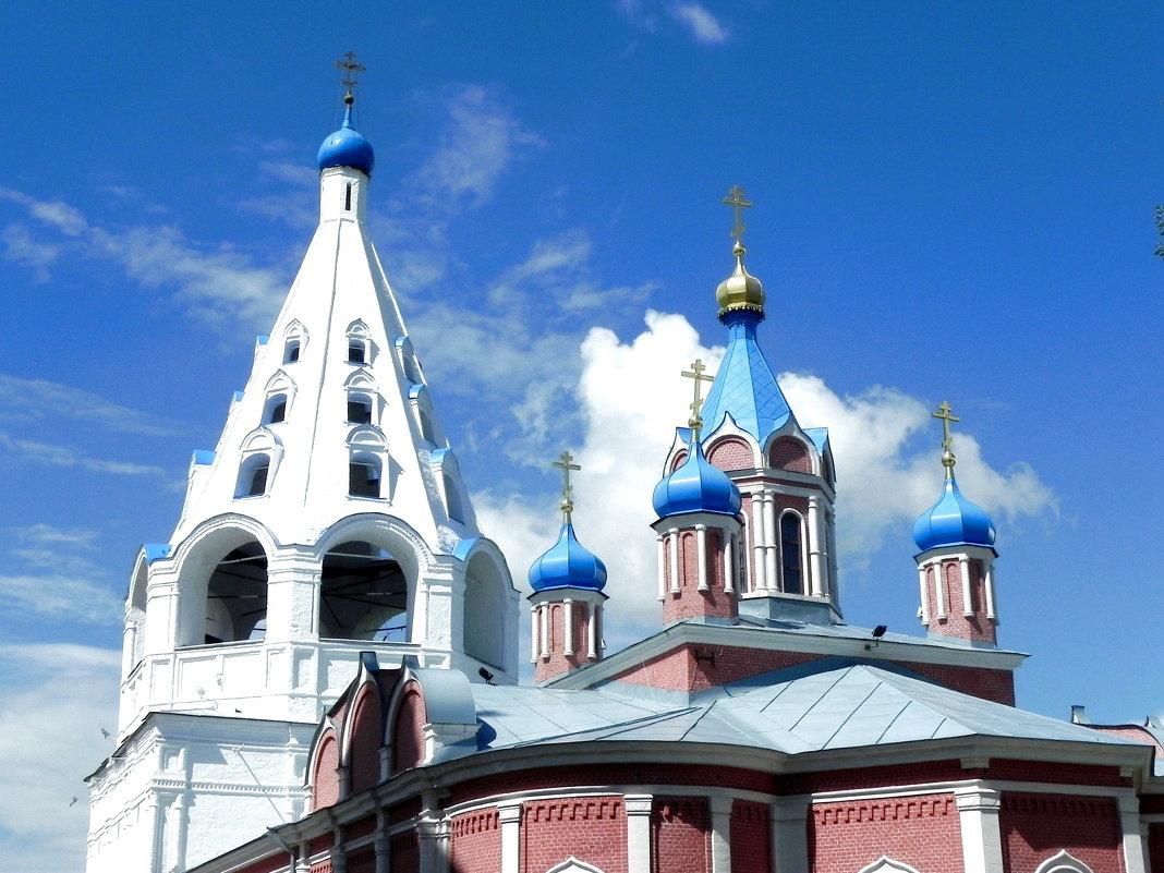 Кремль в Коломне. - Aleksandr
