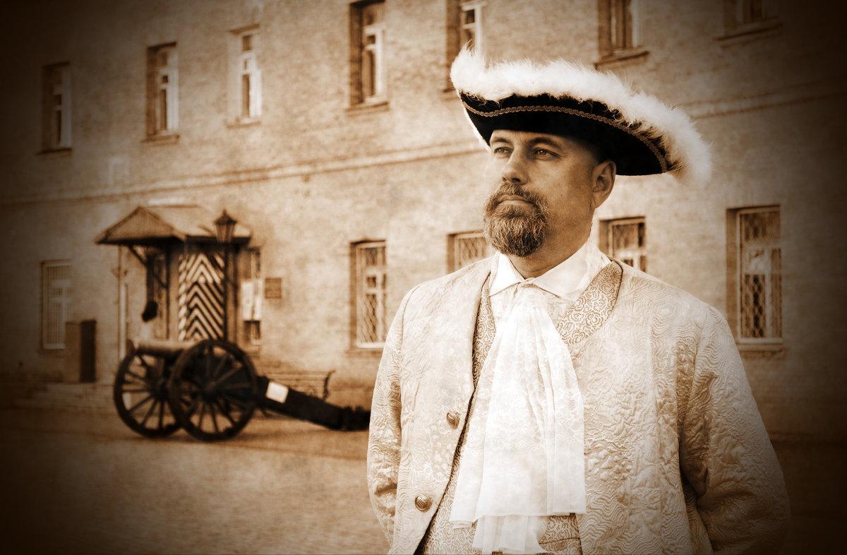 Настоящий барон - Ростислав