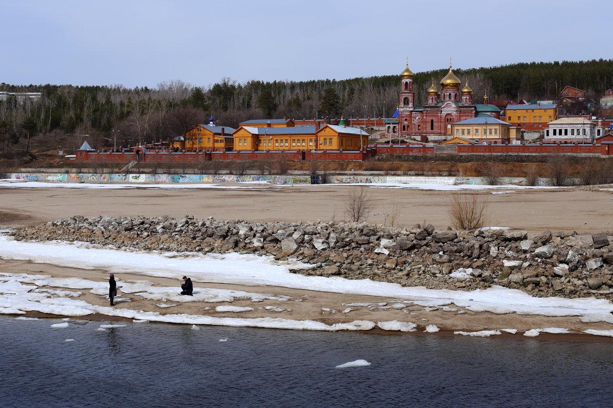 Мужской монастырь. - Andrey