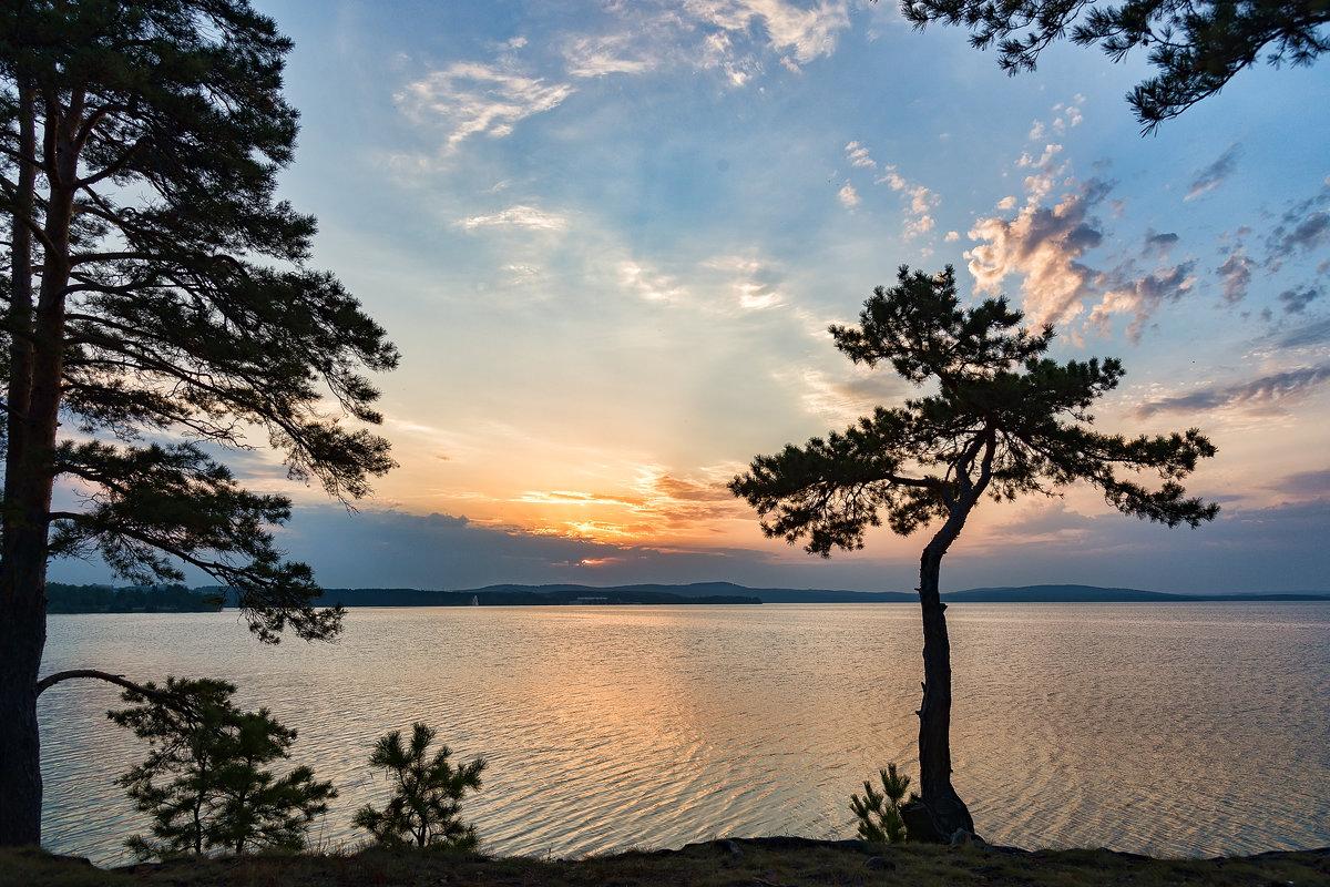 Вечер на озере - Александр К.