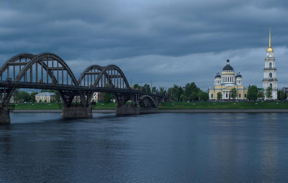 Рыбинск. Спасо-Преображенский собор - Наталья Левина