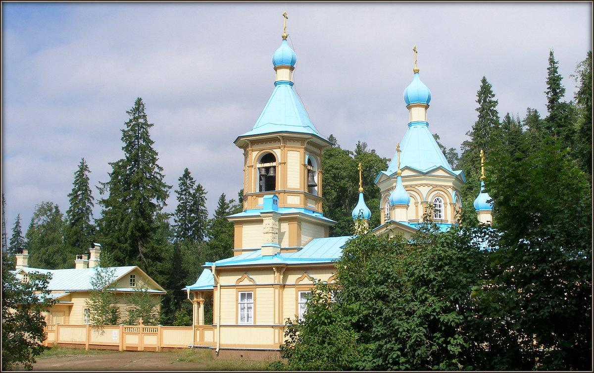 Валаам. Церковь Успения Пресвятой Богородицы - Михаил