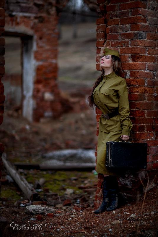 С днем Победы - Татьяна Сажина
