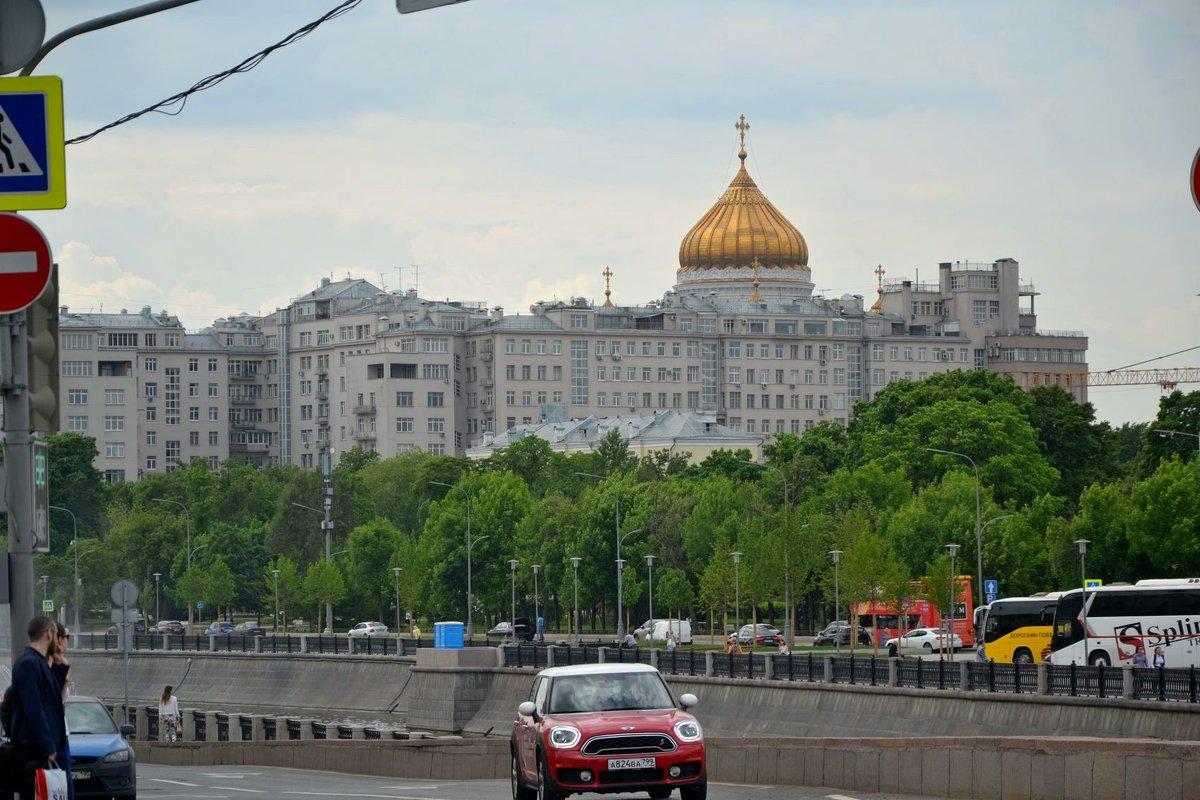 Набережные Москвы. - Михаил Столяров